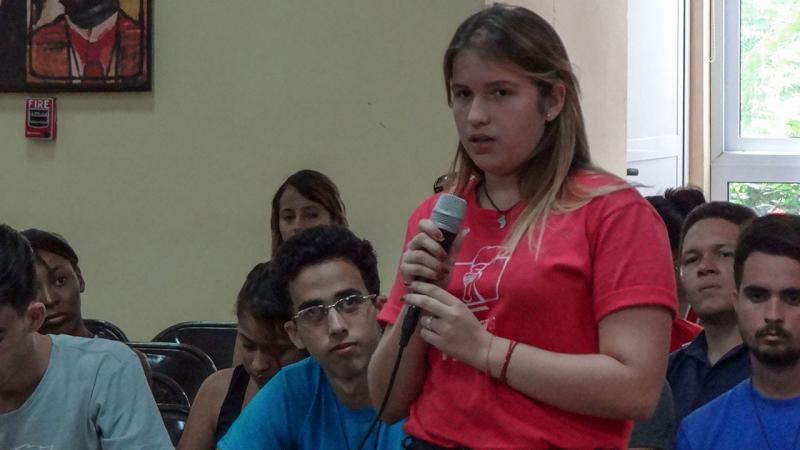 Celebra la Citec su 9no. Congreso de la FEU.