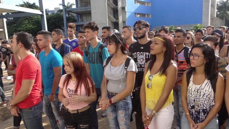 El curso 2018-2019 en la Fici abrió sus puertas a más de mil jóvenes procedentes de todos los municipios de Cuba.