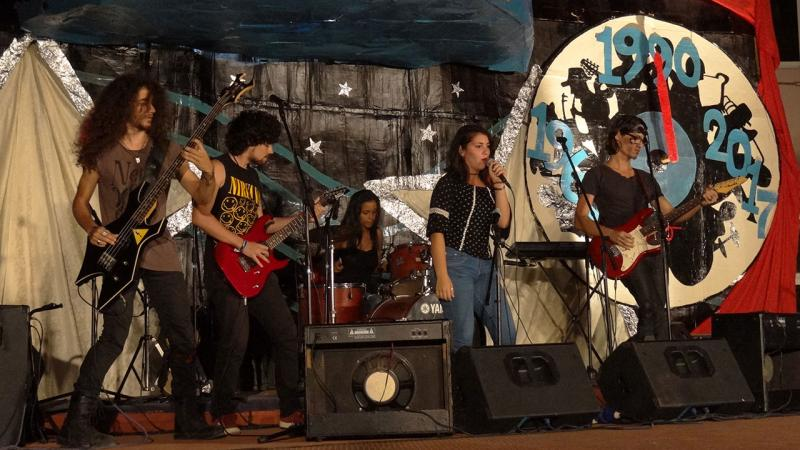Grupo Nexxo, Obra: I love Rock and Roll.