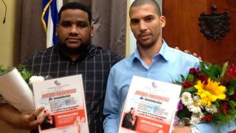 Premio Provincial a la Innovación Tecnológica del Citma a Ceige.