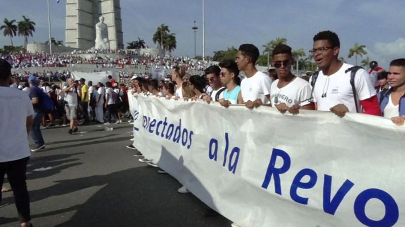 Desfile Primero de Mayo