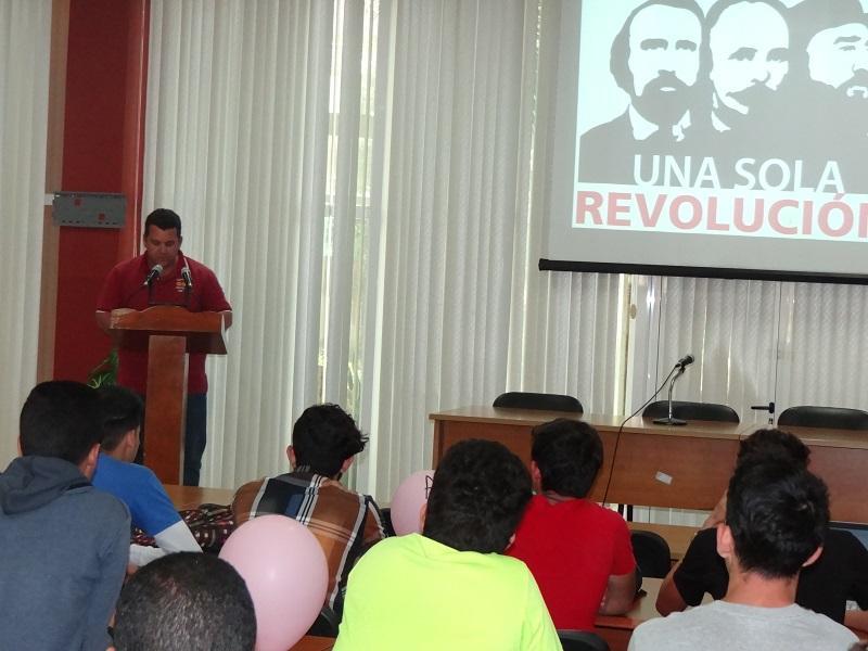 El Director General del Campamento Caribeño, el ingeniero Dovier Antonio Ripoll Méndez, ofreció un minucioso resumen sobre el evento.