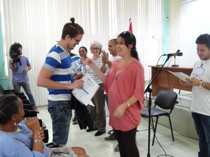 El Global Game Jam en Cuba sigue creciendo y ganando más seguidores de todas las universidades técnicas del país.