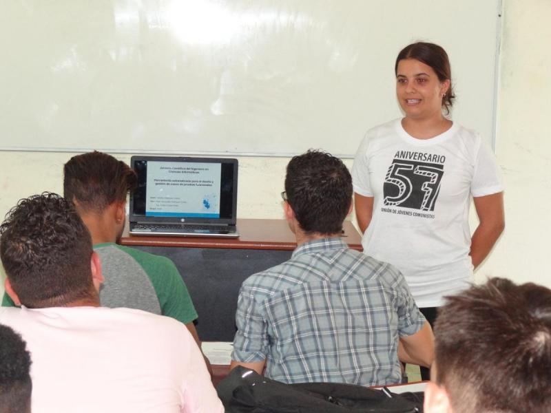 ¿Quién sabe más de ingeniería? puso a prueba los conocimientos de los estudiantes participantes.