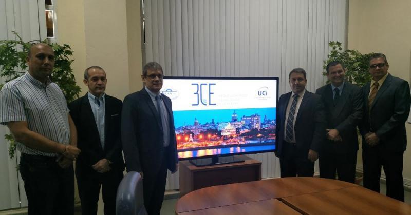 En la jornada de este miércoles quedó constituida la Sociedad Mercantil Parque Científico Tecnológico de La Habana S.A. (3CE)