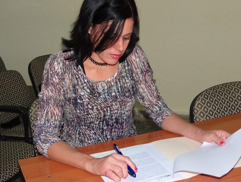 Dra.C Zoila Esther Morales Tabares, profesora del Departamento de Ingeniería y Gestión de Software de la Facultad 2 de la UCI.