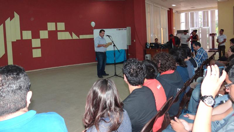 Clausura del VIII Campamento Caribeño de Entrenamiento para el ACM-ICPC.
