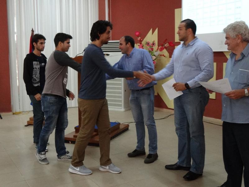 Equipo sUrPRise en representación de la Universidad de Pinar del Río, obtiene el tercer lugar del X Campamento Caribeño de Entrenamiento para el ACM-ICPC con sede en la UCI.