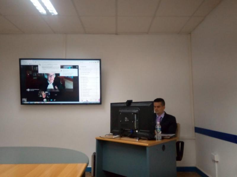 Defienden en la Universidad tesis doctoral en Tecnologías Educativas.
