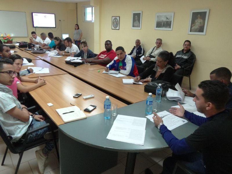Comisión Trabajo Político Ideológico