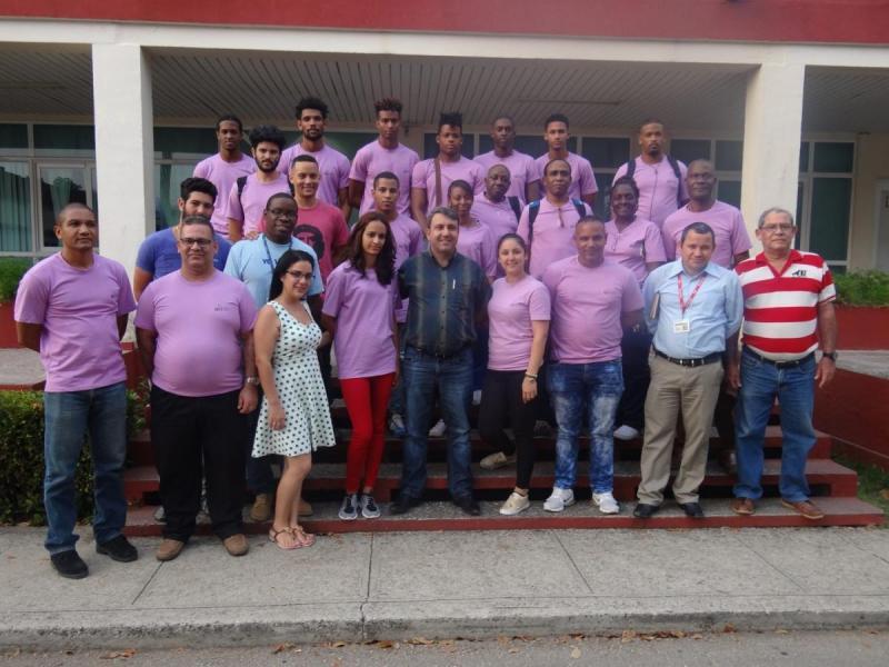 Nuestra delegación nos representará en la XIV Universiada Nacional en los deportes de ajedrez, atletismo, baloncesto y judo.