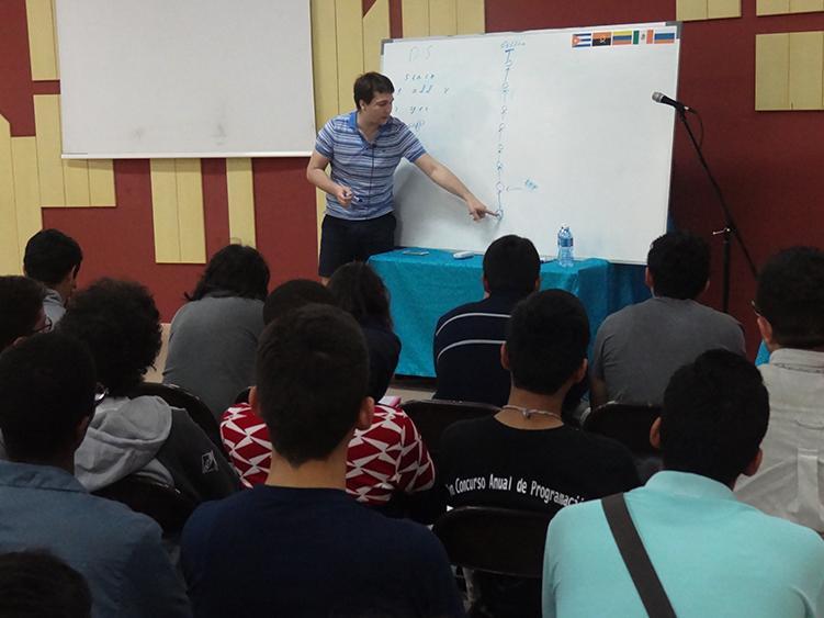 En fotos: VIII Campamento Caribeño del ACM-ICPC