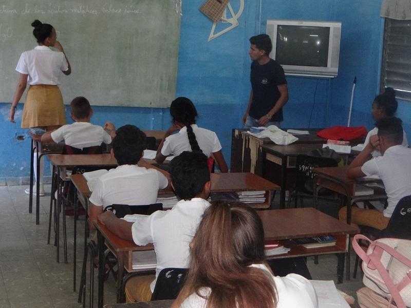 El compromiso y la responsabilidad son los referentes que caracterizan a los integrantes del proyecto Educando por Amor.
