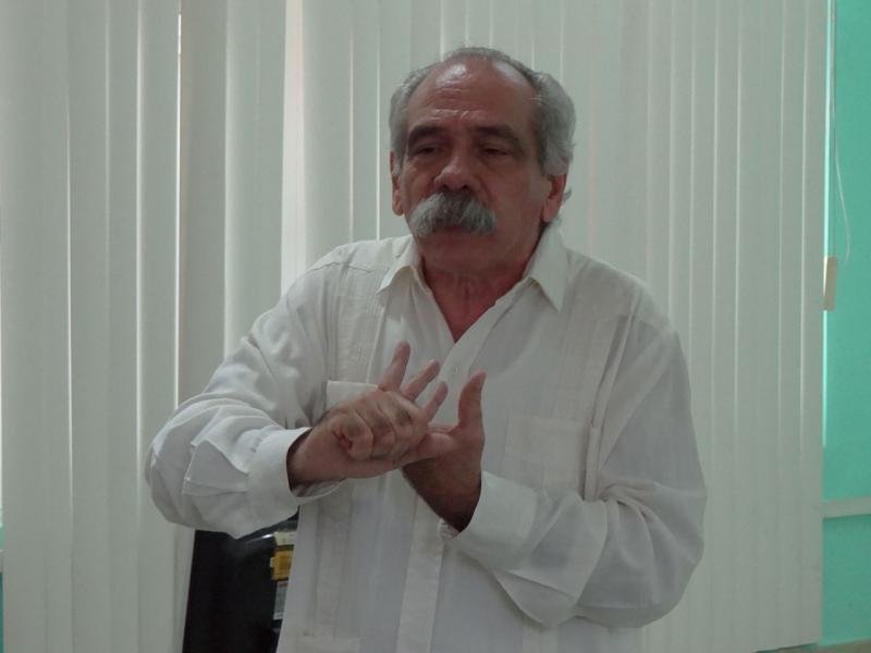 Dr.C. Jorge González Pérez (Popy), médico forente que estuvo al frente de los especialistas cubanos que encontraron los restos del Comandante Ernesto Guevara y sus compañeros de guerrilla en Bolivia.