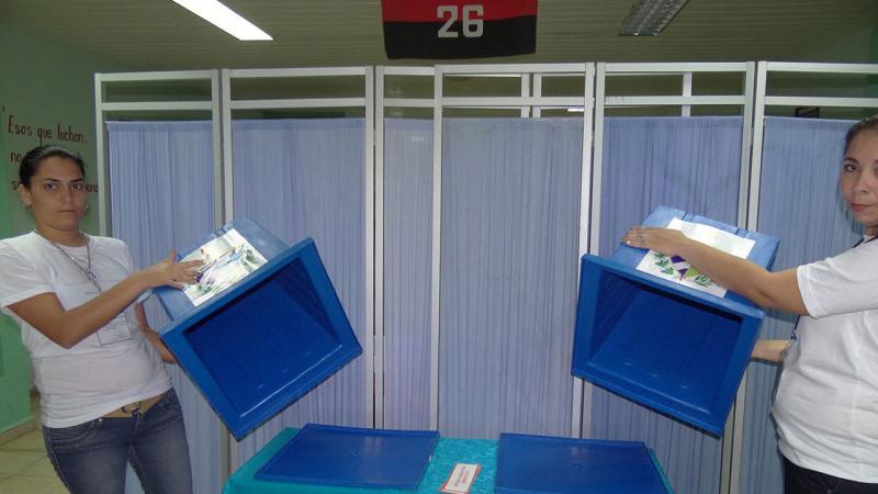 La UCI vota con transparencia por Cuba.