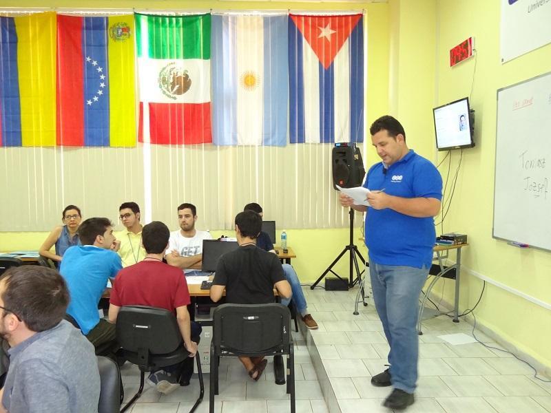 Inicio del XII Campamento Caribeño de Programación para el ICPC.