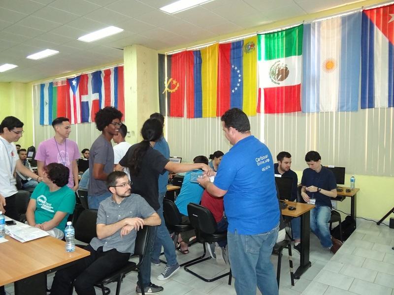 Diecisiete equipos acuden en esta oportunidad al Campamente Caribeño de Programación para el ICPC.
