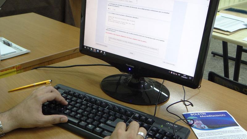 Directivos, profesores, tutores, aspirantes y egresados del Programa de Doctorado en Informática respondieron las encuestas realizadas por el Comité Técnico Evaluador de la JAN