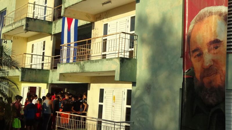 Los integrantes de esta casa de altos estudios asisten a las cinco circunscripciones especiales.