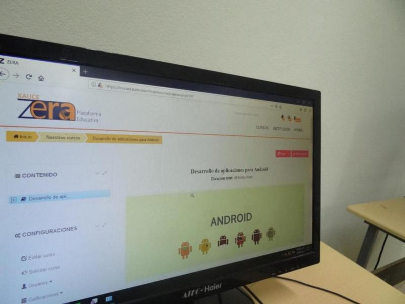 Plataforma educativa Zera.