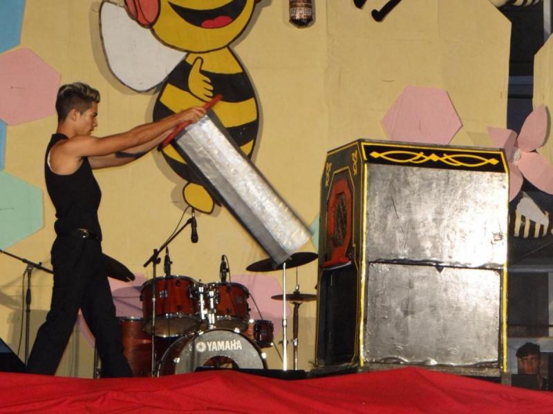 El Festival de Artistas Aficionados de la Fici, contó con las manifestaciones de música, danza y magia, y tuvo como premisa principal cultivar el arte joven en esta casa de altos estudios.