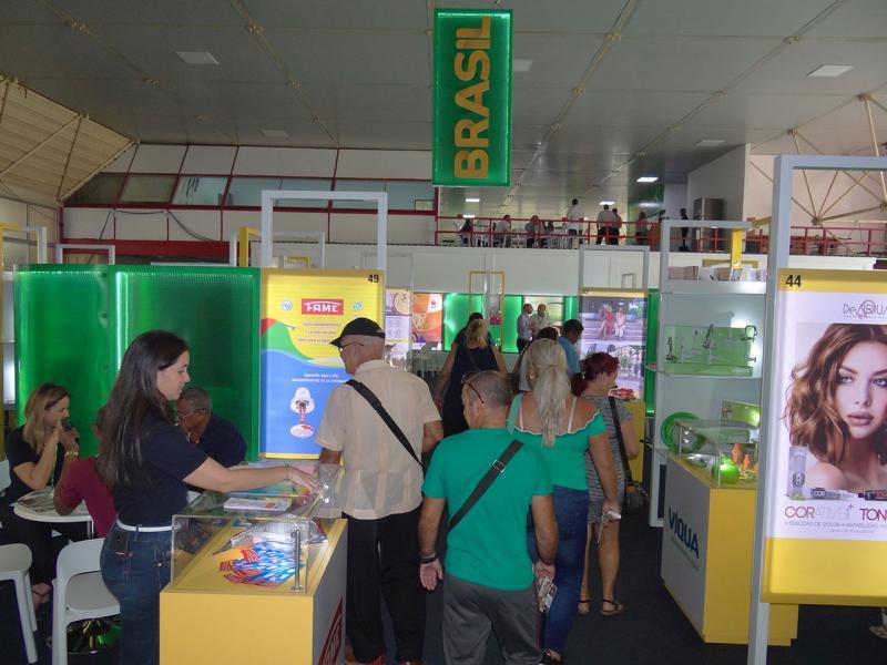 Feria Internacional de La Habana.
