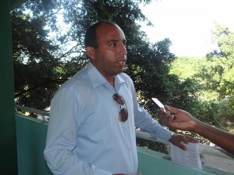 El director del Centro Cesol, MSc. Yurisbel Vega Ortiz, ofreció su valoración sobre el Taller de Certificación del LPI para la UCI.