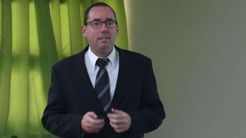 Juan Antonio Plasencia, nuevo Doctor en Ciencias de la UCI.