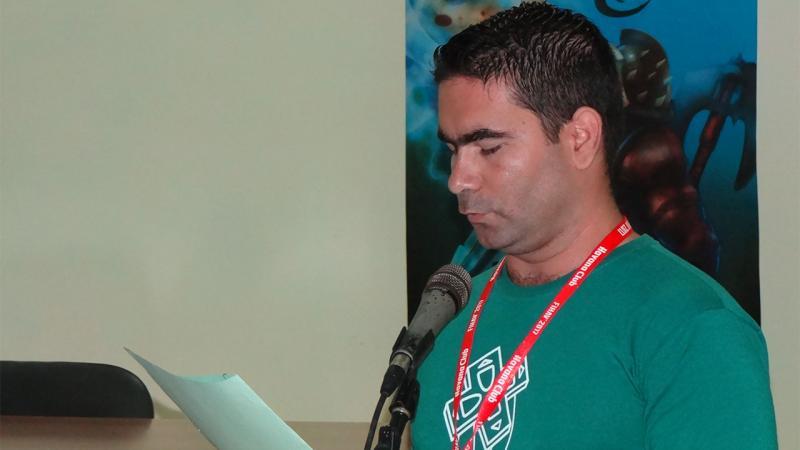 El MSc.Luis Silva Rojas, director del centro Vertex, convocó a los participantes a disfrutar de este espacio que tiene como lema central Innovación, experimentación y colaboración.