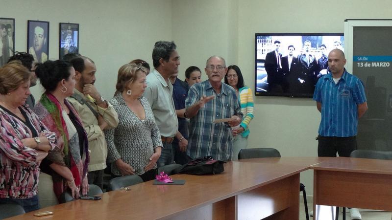 El profesor del departamento de Ciencias Sociales de la facultad Julio Ordoqui, recordó qué sucedía en Cuba y en América Latina en la época en la que se gestó el movimiento revolucionario que ideó las acciones del 13 Marzo.