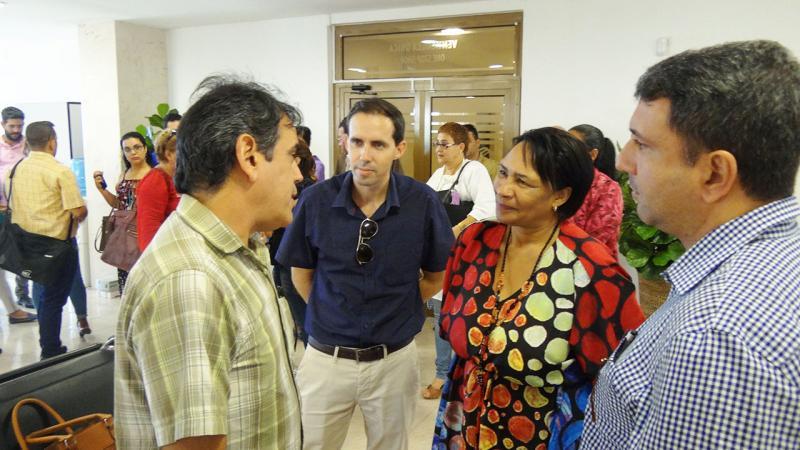 Visita a la Ventanilla Única de la Zona Especial de Desarrollo Mariel.