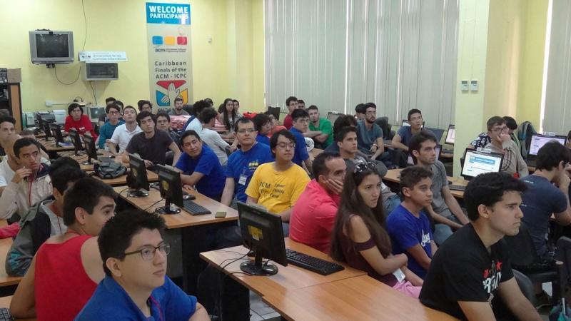 X Campamento Caribeño de Entrenamiento para el ACM-ICPC.