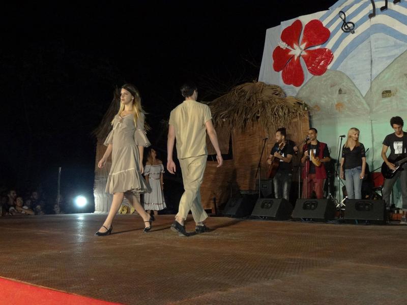 Festival de Artistas Aficionados de la FICI.