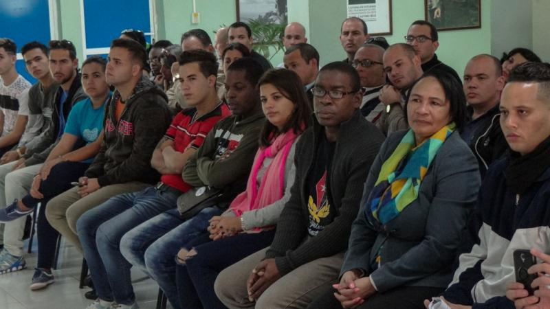 Participantes de Jornada Fidel Maestro, Martí Maestro
