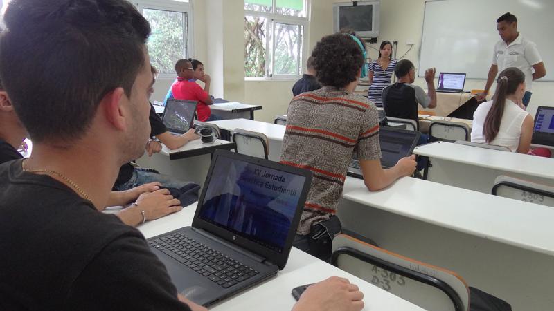Jornada Científica del Ingeniero en Ciencias Informáticas.