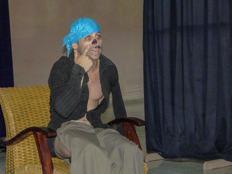 La Citec en su festival de teatro.