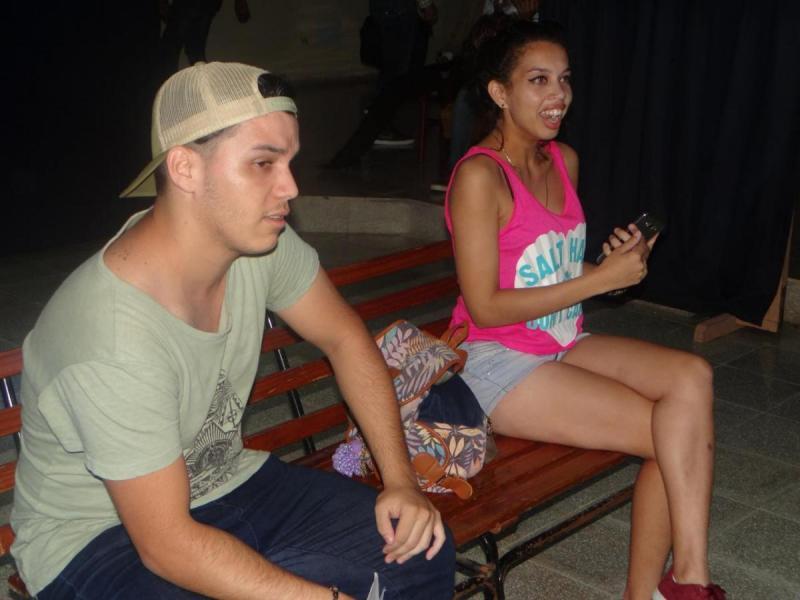 Pensado desde la pluralidad de manifestaciones, el festival conto en la jornada vespertina con la representación de nueve obras de teatro que reflejaron con agudeza temáticas de la realidad cubana.