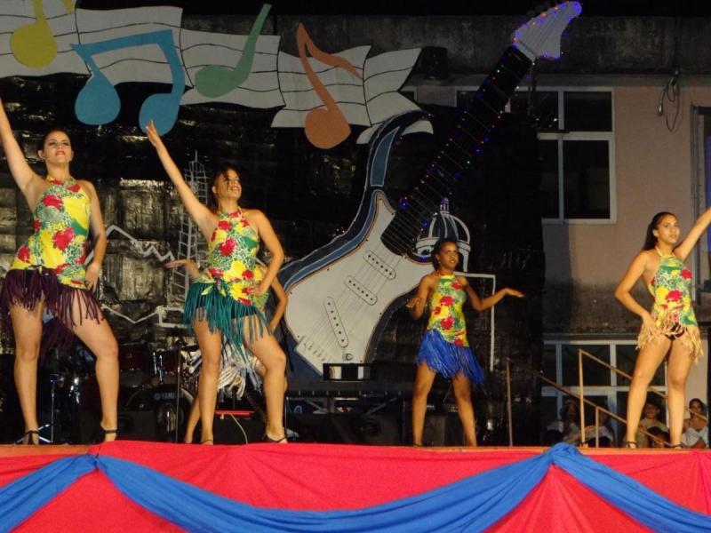 Festival de Artistas Aficionados de la Citec.