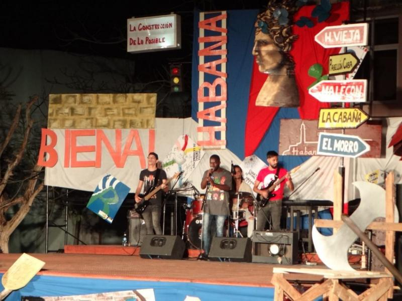 EL talento de los jovenes músicos presentes en la gala del Festival.