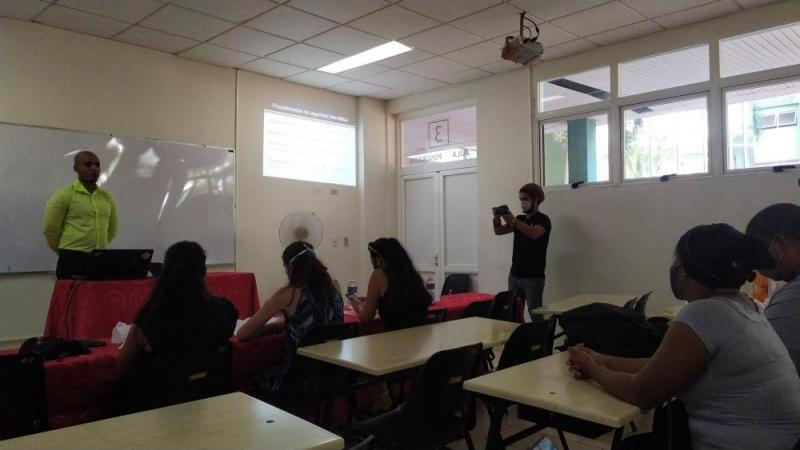 Realizan en la Universidad la primera edición en la especialidad de posgrado en Seguridad Informática.
