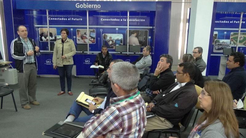 Grupo de trabajo de Informatización