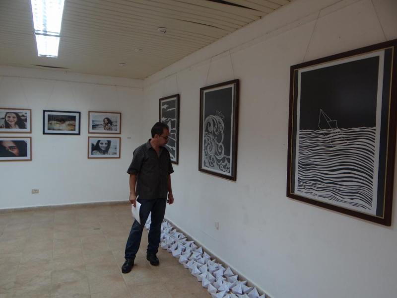 Audiciones del Festival Provincial de Artes Visuales.