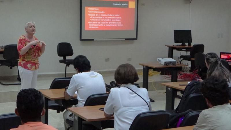 Dra.C. Elba Gutiérrez Santiuste, de la Universidad de Córdoba, España.