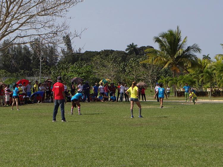 En fotos: Continúa la fiesta deportiva en la UCI