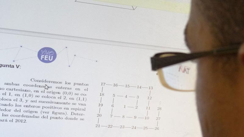 Inició la Olimpiada de las Matemáticas en la UCI como parte de la I Jornada Científica del Ingeniero en Ciencias Informáticas.