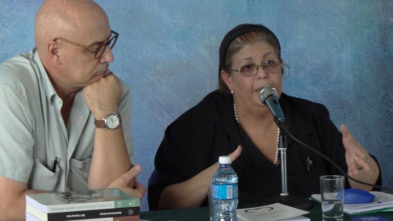 Presentan en la UCI textos sobre el más universal de los cubanos.
