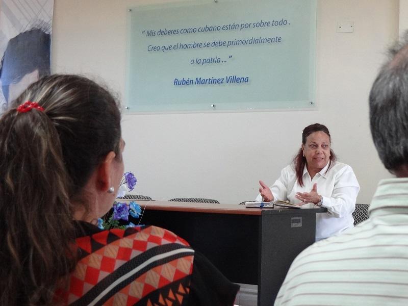 Los profesores compartieron las experiencias que ponen por obra en sus respectivas universidades.