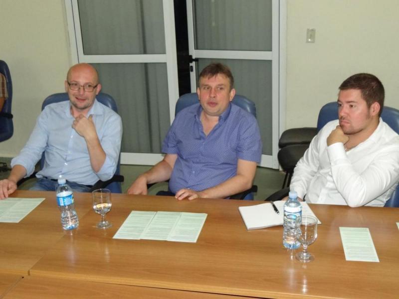 Los empresarios rusos expresaron sentirse impresionados por los logros obtenidos por la UCI.