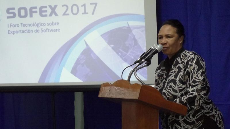 Las palabras inaugurales del evento estuvieron a cargo de la rectora Dra.C. Miriam Nicado García, presidenta del comité organizador.