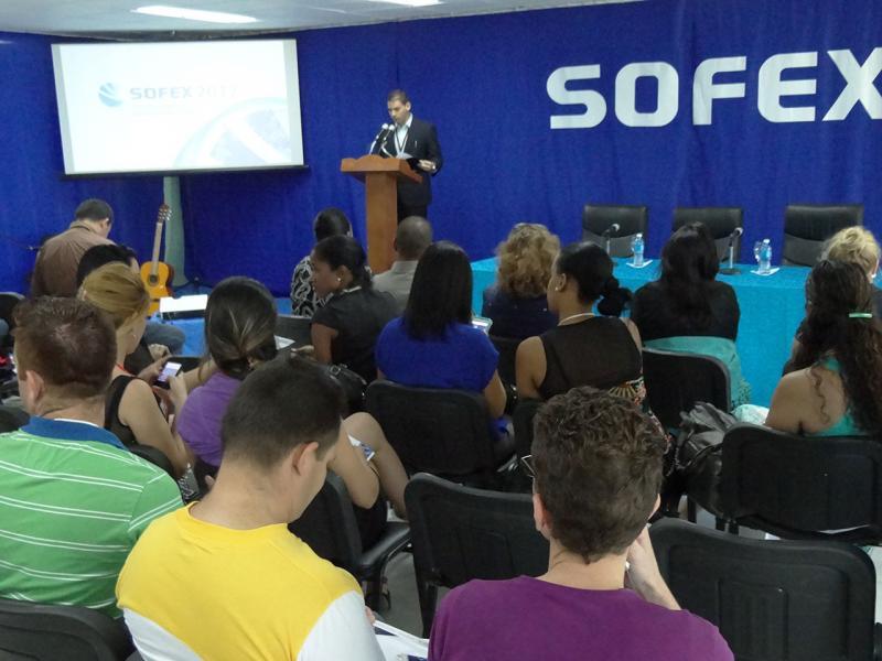 "Foro Tecnológico sobre Exportación de Software ""SOFEX 2017″."